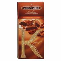 Коркунов (Молочный) 90гр*14шт Шоколад ШТУЧНО