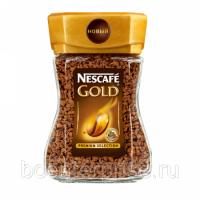 Кофе Нескафе (Голд) 47,5гр СТЕКЛО (12)