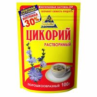Напиток ЦИКОРИЙ Здоровье 100гр кофейный (12)