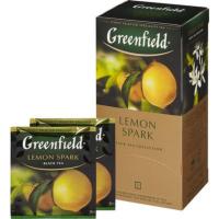 (0711) Чай Гринфилд (Лимон) 25п (10)