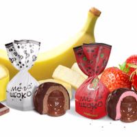 Мега Микс 1кг*5уп Пермь конфеты