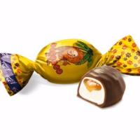 Шоколео 1кг*4уп Конти конфеты