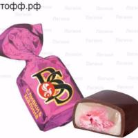 ВС Сливки-Малина 1кг*5уп Баян Сулу конфеты