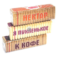 Д Ассорти №1 5,560кг (Я пух,нект,к кофе) Далматово печенье