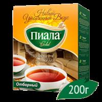 Чай ПИАЛА Голд 200гр Лист отборный Кения