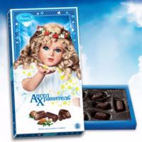 Ангел Хранитель 250гр*10шт Кутюрье набор конфет