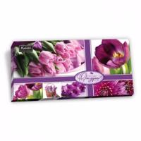 От Души (Сиреневые цветы) 210гр*10шт Кутюрье набор конфет