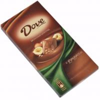 ДАВ (Фундук) 90гр*16шт шоколад ШТУЧНО