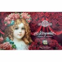 Ангелы в розах (ассорти) 240гр*14шт С-Пасад набор конфет